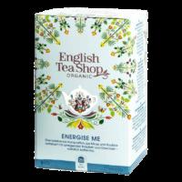 English Tea Shop - Energise Me – BIO Wellness Tee - 20 Beutel