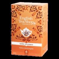 English Tea Shop - Kakao, Zimt & Ingwer – BIO Tee - 20 Beutel