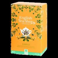 English Tea Shop - BIO Kamillen Tee - 20 Beutel