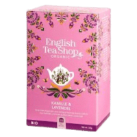 English Tea Shop - Kamille & Lavendel – BIO Tee - 20 Beutel
