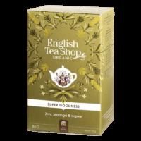 English Tea Shop - Moringa, Zimt & Ingwer – BIO Tee - 20 Beutel