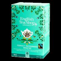 English Tea Shop - Perfect Peppermint – BIO TEE - 20 Beutel