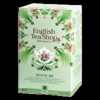 English Tea Shop - Revive Me – BIO Wellness Tee - 20 Beutel