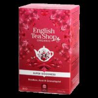English Tea Shop - Rooibos, Acai & Granatapfel – BIO Tee - 20 Beutel