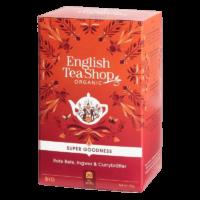English Tea Shop - Rote Bete, Ingwer & Curryblätter – BIO Tee - 20 Beutel