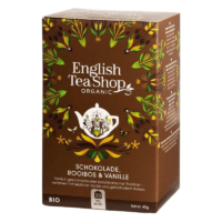 English Tea Shop - Schokolade Rooibos & Vanille – BIO Tee - 20 Beutel