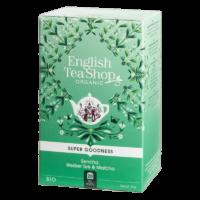 English Tea Shop - Sencha, Weißer Tee & Matcha – BIO - 20 Beutel