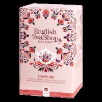 English Tea Shop - Shape Me – BIO Wellness Tee - 20 Beutel
