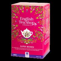English Tea Shop - Super Beeren – BIO Tee - 20 Beutel