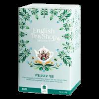 English Tea Shop - Weißer BIO Tee - 20 Beutel