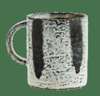 MADAM STOLTZ - Tasse mit Streifen