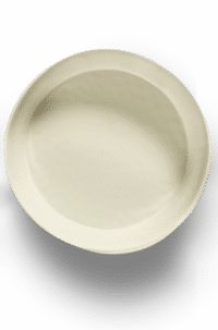 SERAX-OTTOLENGHI - OTTOLENGHI – FEAST Salatschüssel – White + Swirl Stripes Red - ø 27.5 x H9.5 CM