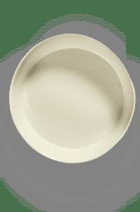 SERAX-OTTOLENGHI - OTTOLENGHI – FEAST Salatschüssel – White + Swirl Stripes Blue - ø 27.5 x H9.5 CM