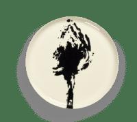 SERAX-OTTOLENGHI - OTTOLENGHI – FEAST Servierteller – White + Artichoke - ø 35 x H2 CM