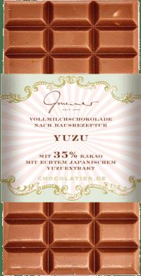 Gmeiner - Gmeiner Schokolade – Yuzu - mit 35% Kakao