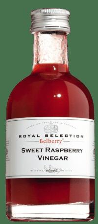 BELBERRY - Sweet Raspberry Vinegar - süßer Himbeeressig