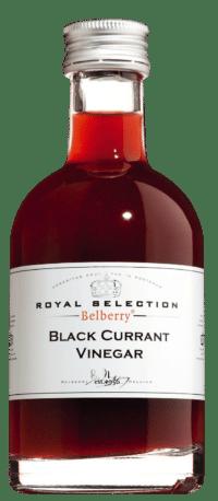 BELBERRY - Black Current Vinegar - schwarzer Johannisbeeressig