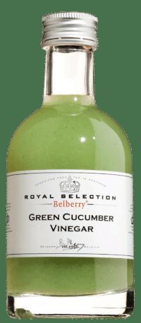 BELBERRY - Green Cucumber Vinegar - Gurkenessig