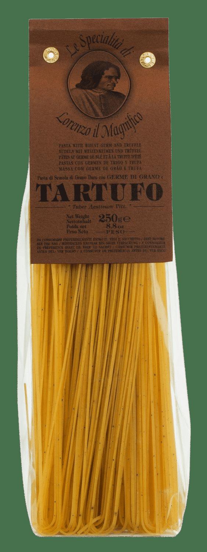 LORENZO IL MAGNIFICO - Tagliolini mit Trüffeln - Nudeln aus Hartweizengrieß mit Trüffeln