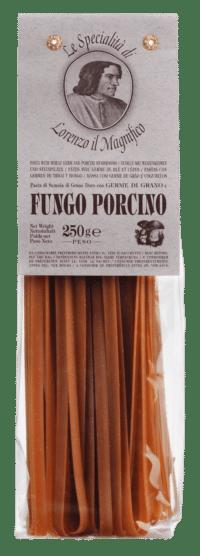 LORENZO IL MAGNIFICO - Tagliatelle mit Steinpilzen - Nudeln aus Hartweizengrieß mit Steinpilzen