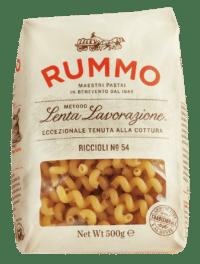 RUMMO - Riccioli No. 54 - Nudeln aus Hartweizengrieß