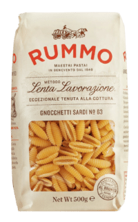 RUMMO - Gnocchetti sardi No. 63 - Nudeln aus Hartweizengrieß