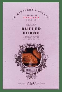 CARTWRIGHT & BUTLER - Butter Fudge - Weichkaramell mit Butter