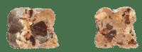 VIANI - Tartufi Dolci stracciatella - Weiße Schokoladentrüffel mit Schokostücken und Piemont Haselnüssen