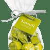 VIANI - Tartufi Dolci al pistacchio - Weiße Schokoladentrüffel mit Pistazien und Piemont Haselnüssen