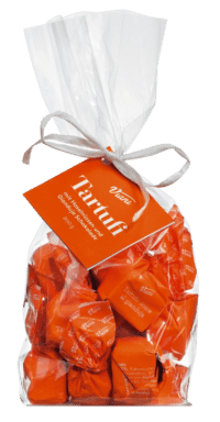 VIANI - Tartufi Dolci al gianduja - Schokoladentrüffel mit Giandujaschokolade und Piemont Haselnüssen