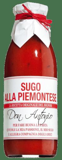 DON ANTONIO - Sugo alla Piemontese - Tomatensauce mit Barolo Rotwein