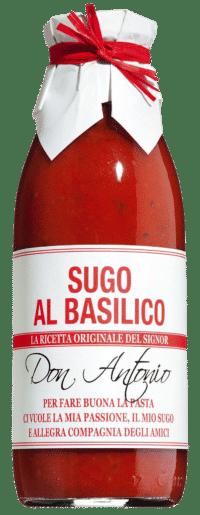 DON ANTONIO - Sugo al basilico - Tomatensauce mit Basilikum