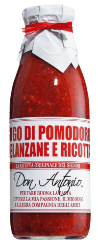 DON ANTONIO - Sugo al basilico e pecorino - Tomatensauce mit Basilikum und Schafskäse