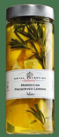 BELBERRY - Marokkanische Salzzitronen - Zitronen in Salzlake