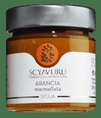 Scyavuru, Italien - Marmellata Arancia - Orangenmarmelade