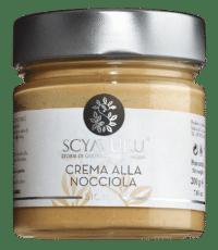 Scyavuru, Italien - Crema alla nocciola - Süße Haselnusscreme