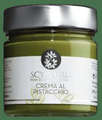 Scyavuru, Italien - Crema al pistacchio - Süße Pistaziencreme