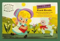 ARTISAN BISCUITS - Peach Biscuits - Butterkekse mit Pfirsisch