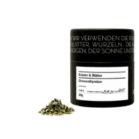 GEWÜRZMÜHLE ROSENHEIM - Wilder Zitronenthymian - gerebelt